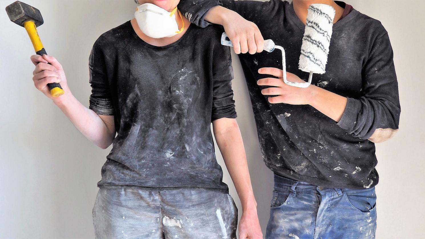 уборка после ремонта для организаций, клининг, керхер, Clean Bee, Одесса, Одесская область